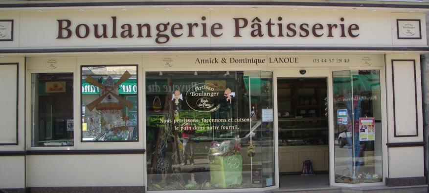 La Ronde des pains Dominique Lanoue