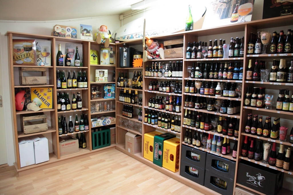 Echoppe bieres et vins Gouvieux