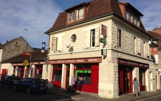Café de la Mairie Gouvieux