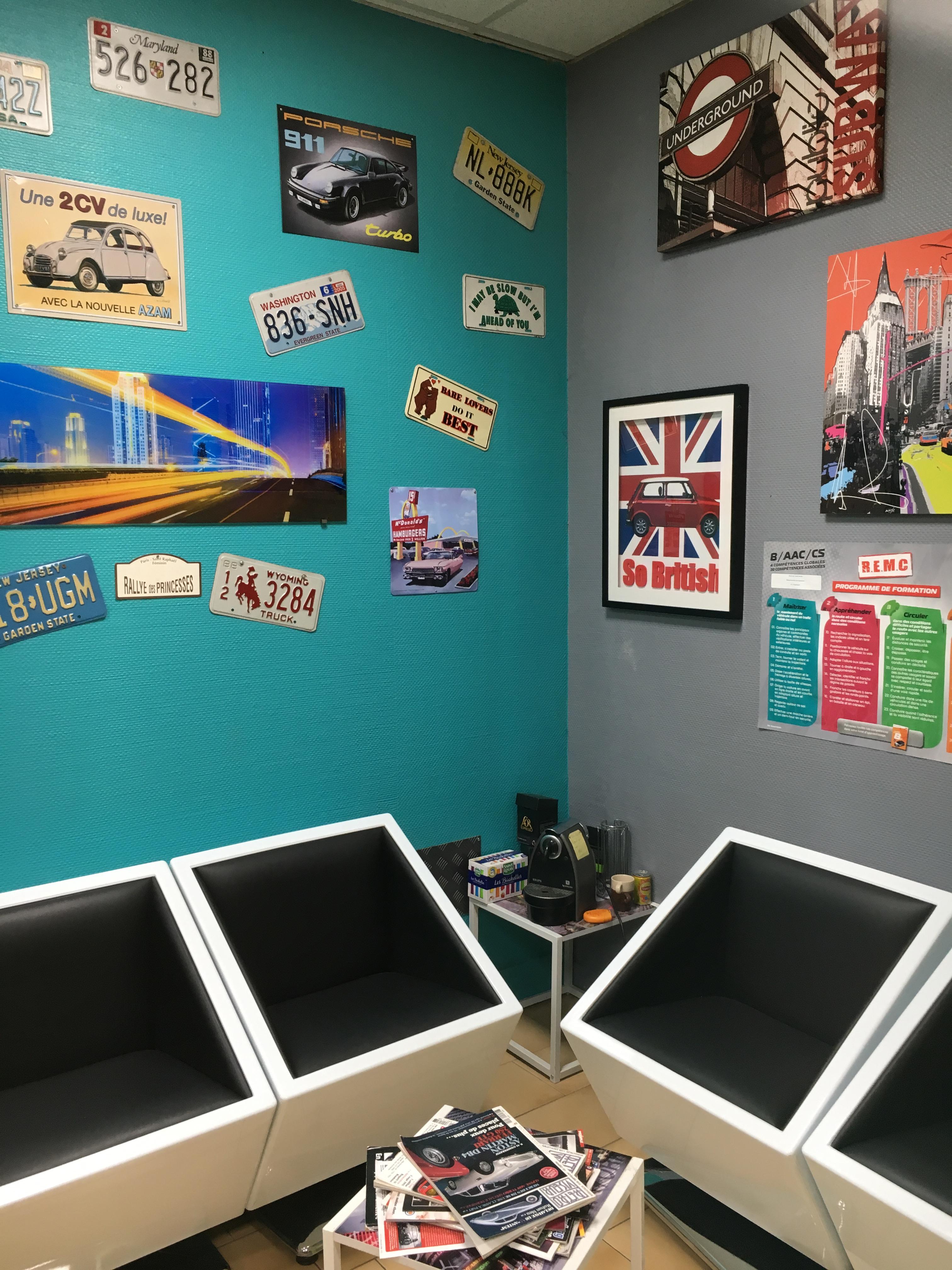 association des commercants et artisans de gouvieux auto ecole. Black Bedroom Furniture Sets. Home Design Ideas