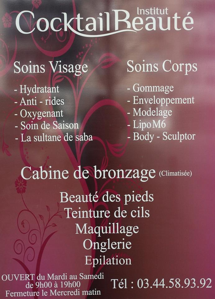 Cocktail Beauté Gouvieux