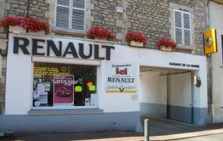 Garage de la Mairie Gouvieux