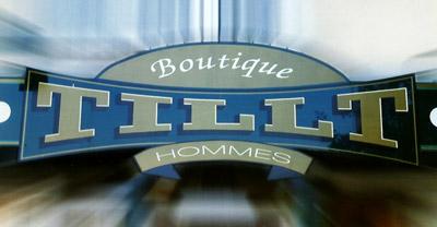 tillt Hommes