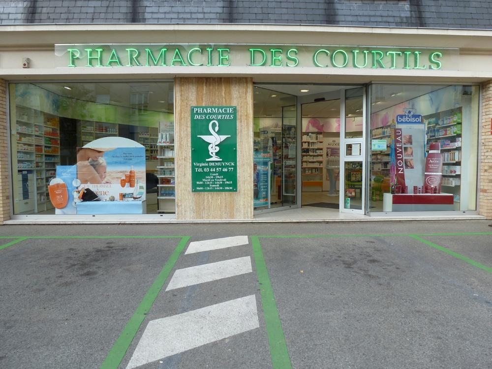 Pharmacie des Courtils