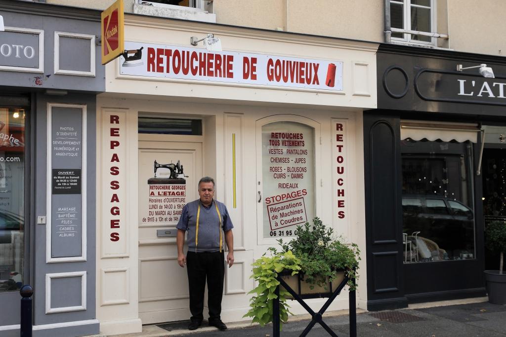 Retoucherie Georges Gouvieux