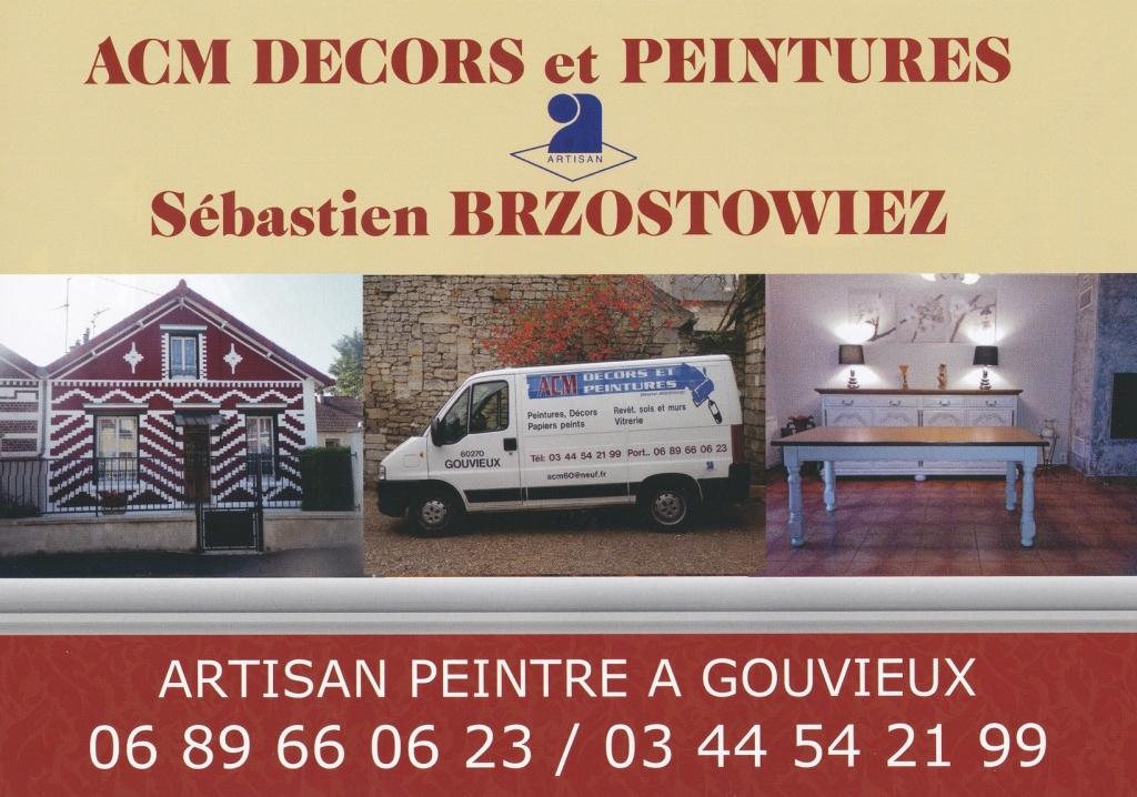 ACM décors et peinture