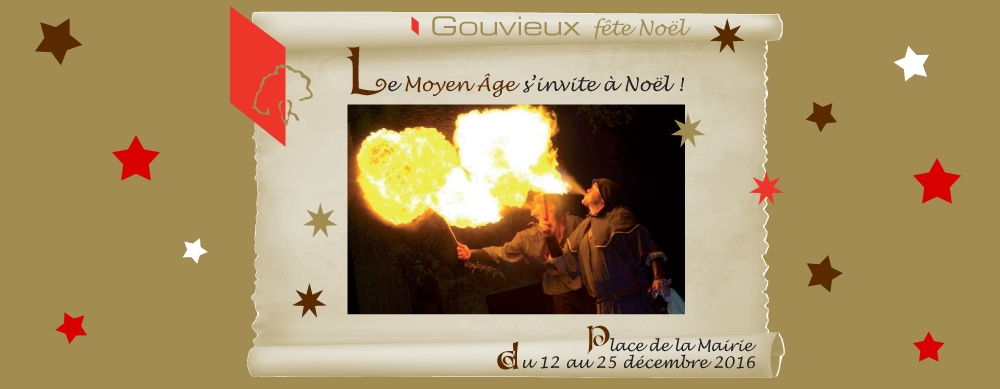 Programme de Noël 2016 Gouvieux