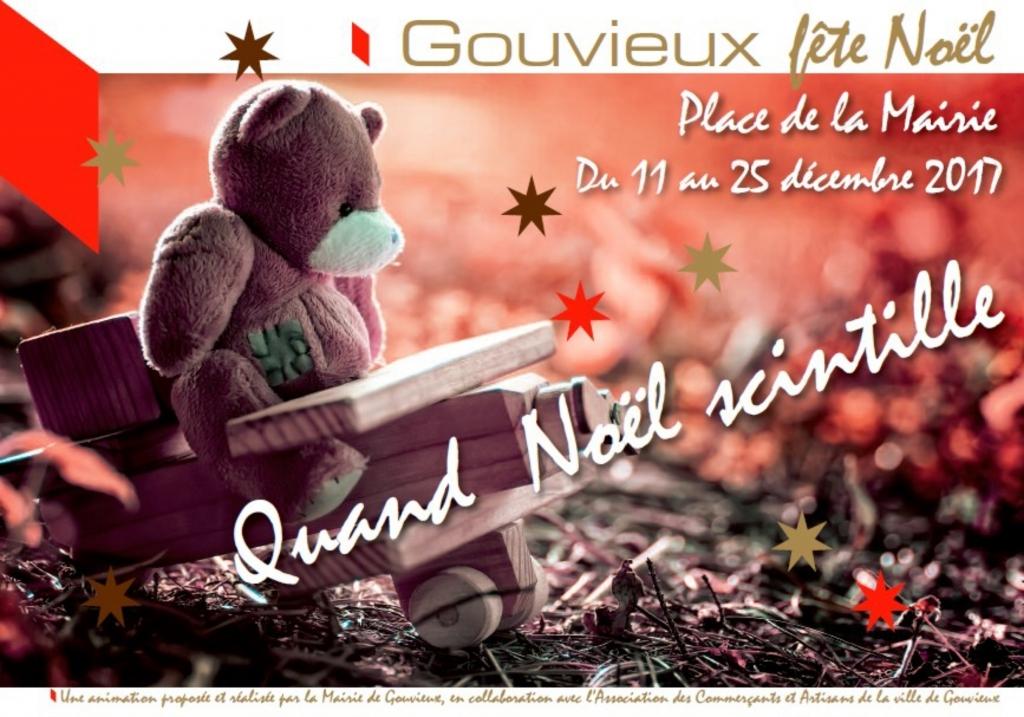 Programme de Noël 2017 Gouvieux